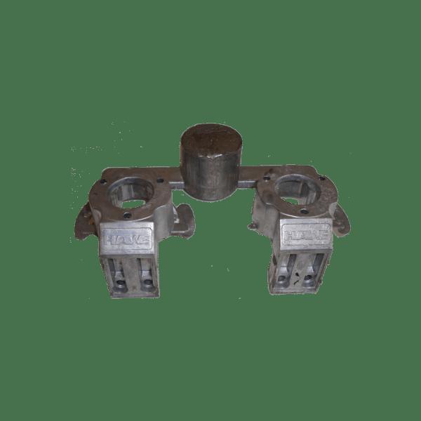 część aluminiowa 16